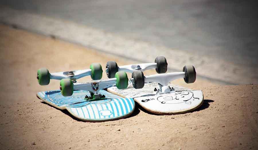 周六下午18-19点滑板课程