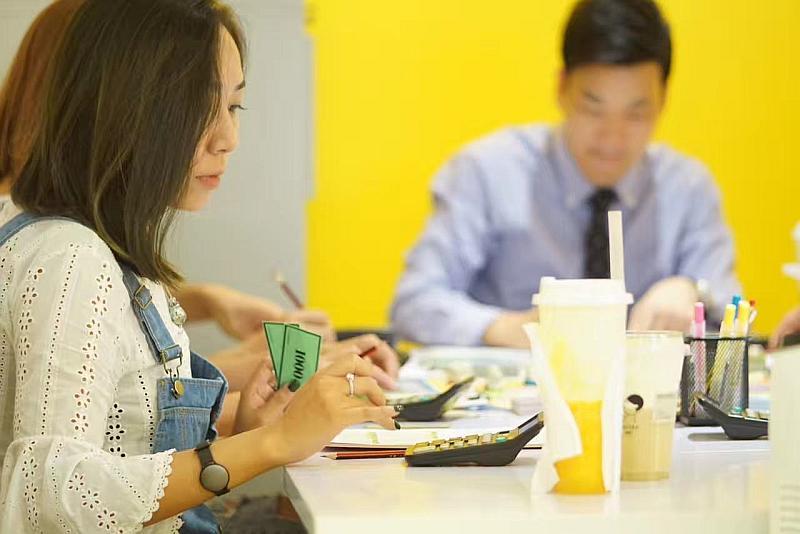 互动吧-财商游戏体验营—预演人生三十年