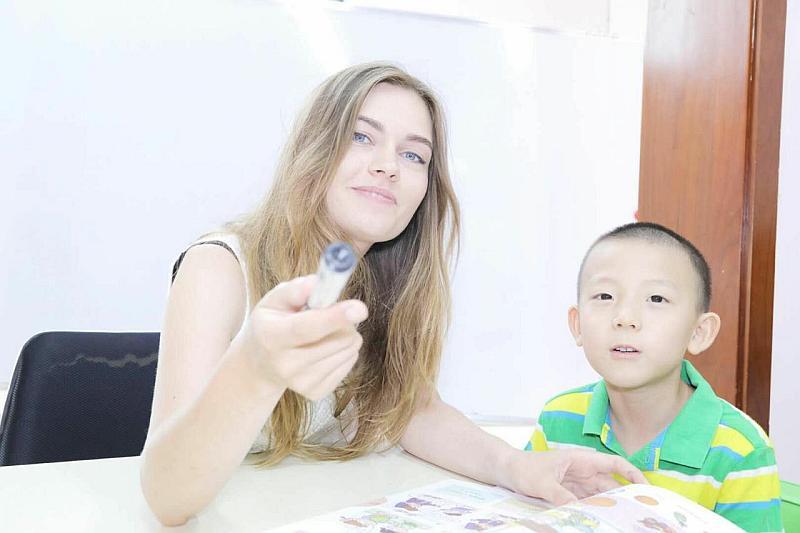 互动吧-成就流利地道英语,轻松让孩子跟英美外教一起爱上说英语,想不说英语都很难