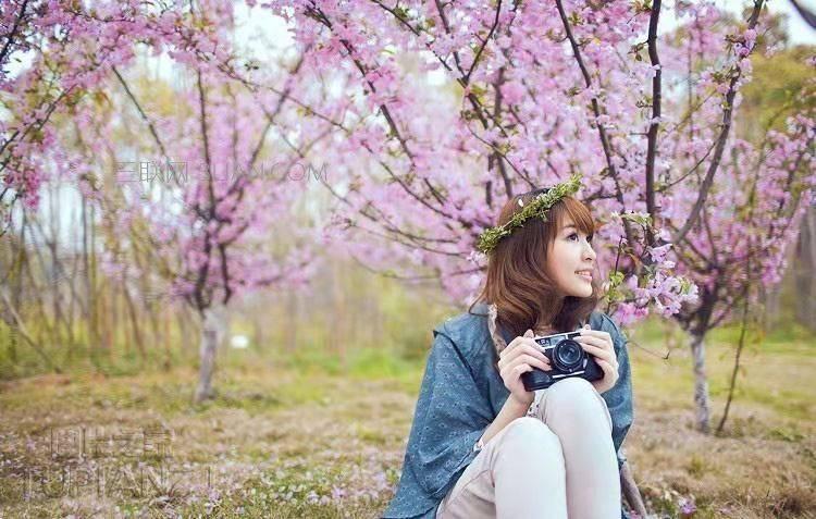 (2)强烈推荐【赏花旅拍】3月17日万亩桃花林|古镇旅拍-户外活动图-驼铃网