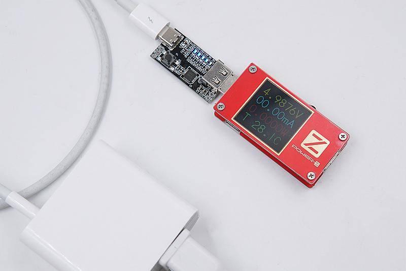 充电头网工程师试用:成绎半导体USB PD诱骗器(30套)-充电头网