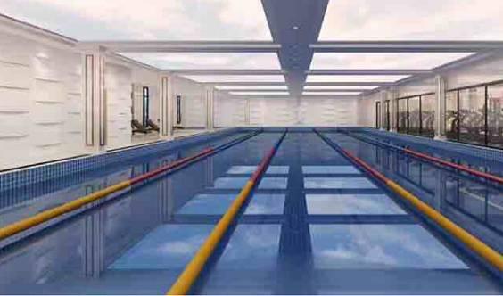 四海游泳健身会所官方报名处🔥前300名5折优惠,买一年送一年。