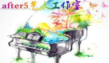 互动吧-成人/少儿钢琴,吉他,声乐(大学生特惠)绘画舞蹈声乐班火热招生中