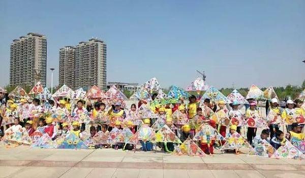 春风十里!来小画家美术中心皇山校区免费领风筝了❗