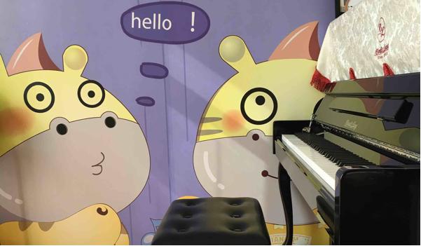互动吧-开学季海伦钢琴教室大拇指店带您免费体验价值320元的快乐钢琴课2节 !