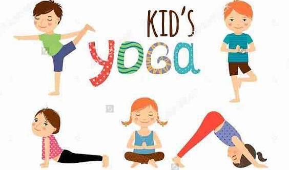 尚爱瑜珈-倍乐思儿童瑜珈体验课邀你来秀