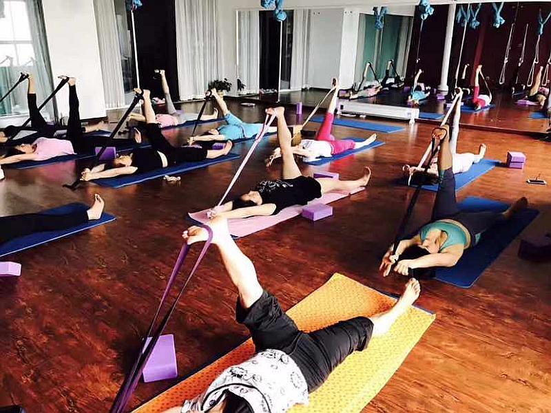 互动吧-仁瑜伽约课链接