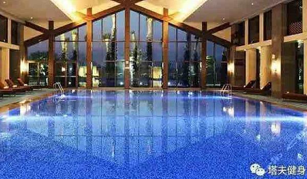塔夫游泳健身俱乐部火爆入驻春晓希尔顿酒店