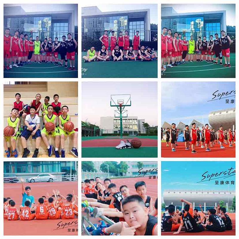互动吧-南京青少年篮球培训