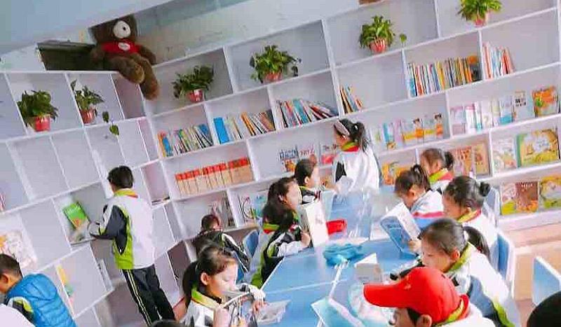 益兴教育体验读书之乐,收获知识智慧