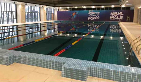 一万五千平全能型综合游泳健身会所、免费体验抢购中
