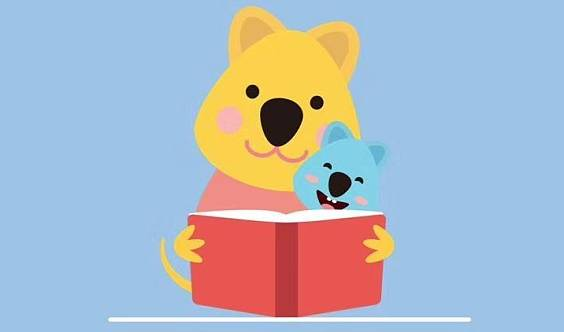 【001期】樊登小读者富平分会亲子阅读《小蓝和小黄》樊登小读者工作室