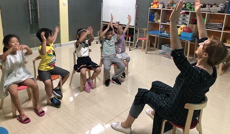 英语全能宝宝训练营