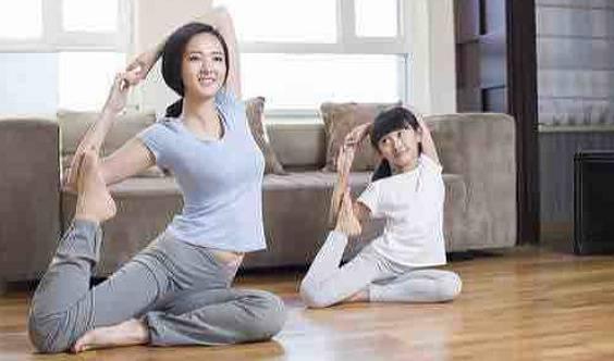 亲子瑜伽(周末班)