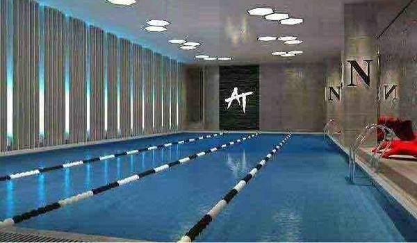 首年免费游泳健身官方链接(我已报名)汇安广场店招募前288名创始会员报名