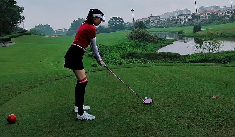 打高尔夫 对身体的好处