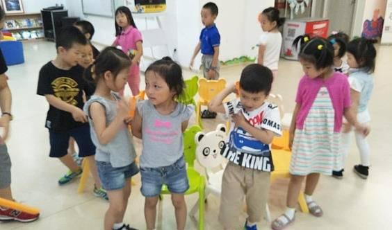 学乐儿童英语亲子阅读课