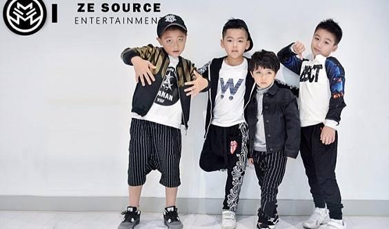 深圳泽源南山校区儿童街舞爵士舞培训 连锁实力品牌机构