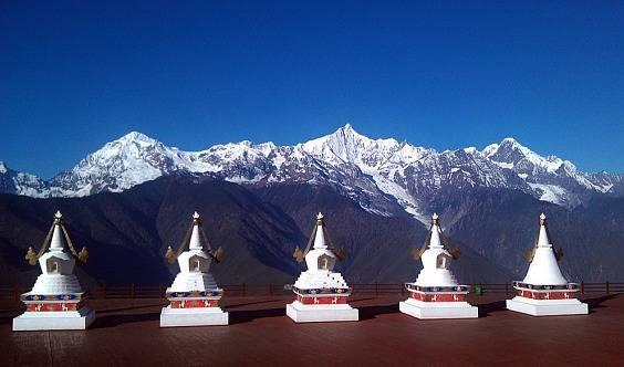 【雪山飞湖·醉云南】:丽江、泸沽湖、梅里雪山、中虎跳峡、6天朝圣摄影之旅