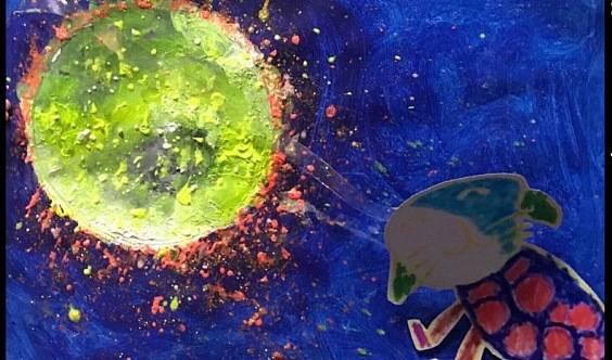 绘美家庭艺术生活!5.8元儿童绘画课袭来!