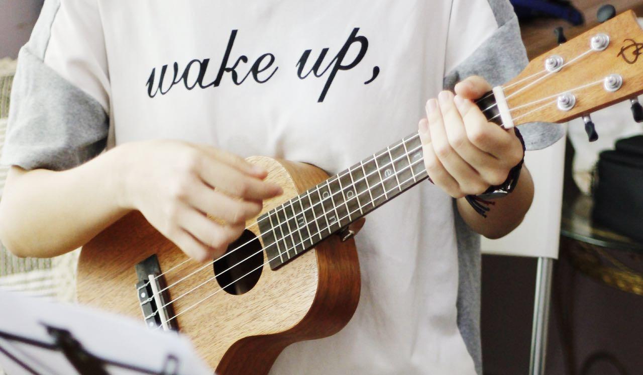 【6月22日周六】追梦 ukulele 尤克里里 周末免费公开课—零基础到自弹自唱
