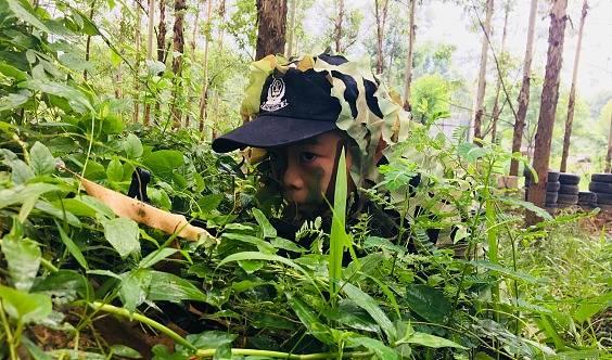 【2018草根国庆特惠】成长计划系列丨少年特战队火热招生中