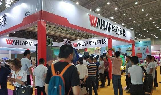 2019第六届中国武汉国际电玩及游乐游艺展览会