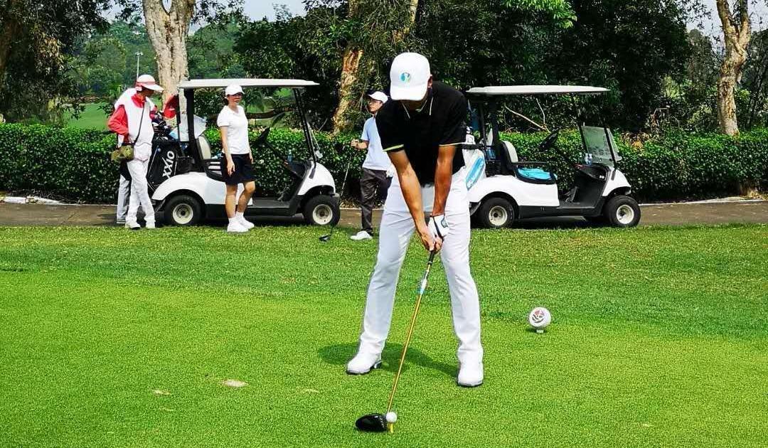 高尔夫让你的人生多一些色彩