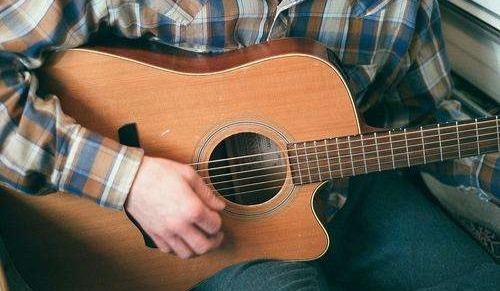 追梦音乐#吉他一对一免费体验课#—从乐器小白到自弹自唱只需要1小时