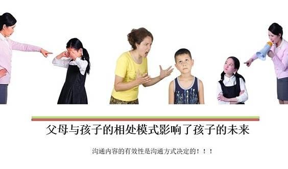 亲子沟通沙龙——如何说孩子会听,怎么听孩子会说