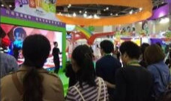 2019中国南京儿童教育加盟展